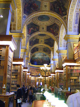 Photo: The library holds over 700,000 volumes, including historical documents such as the proceedings of Joan of Arc's trial.