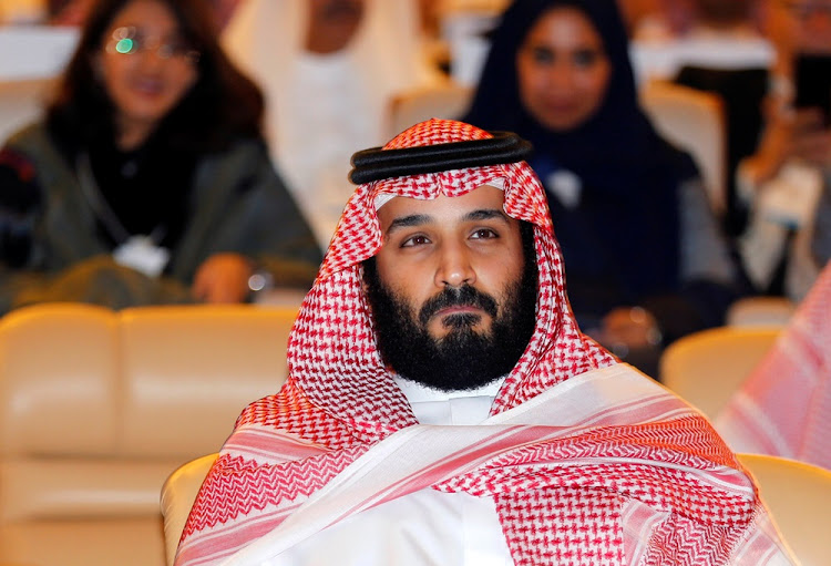 Saudi Crown Prince Mohammed bin Salman. Picture: REUTERS