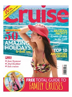 Cruise International Magazine- screenshot thumbnail
