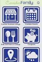 Screenshot of Corridor Family Guide