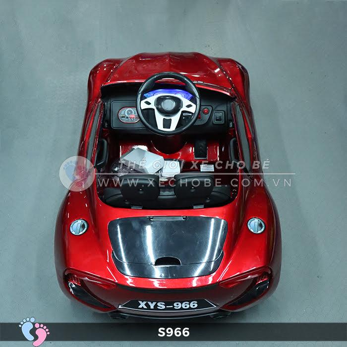 Xe ô tô điện cảnh sát XYS-966 10