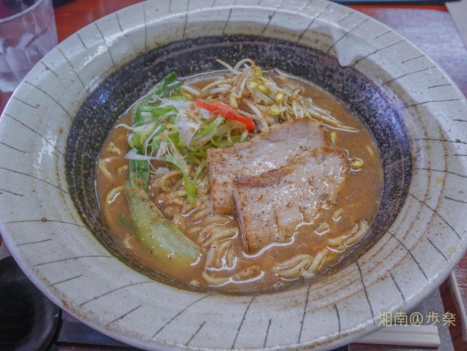 スタ☆アト コク旨味噌鶏白湯 増税前@900 素直な鶏白湯に濃厚な味噌の組み合わせ