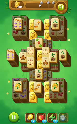Mahjong Forest Journey