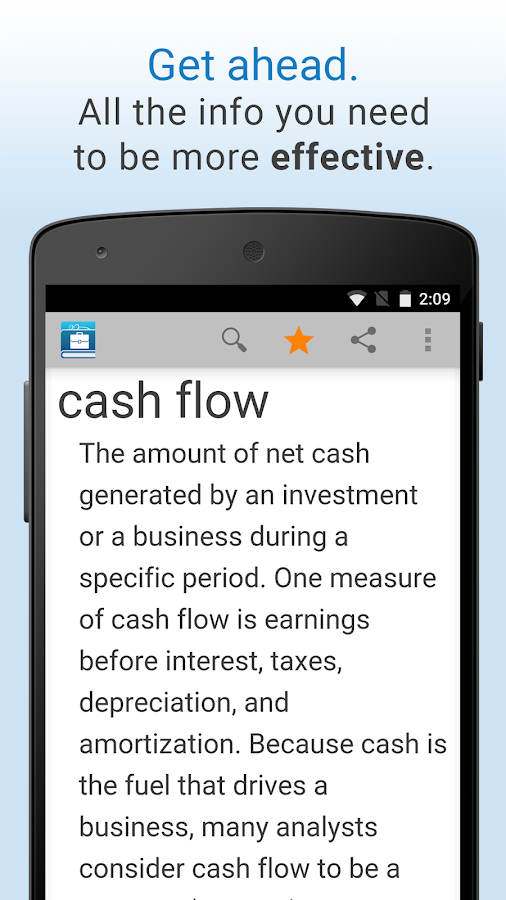 Business Dictionary by Farlex- screenshot