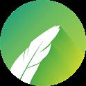 Typographical Zooper Theme icon