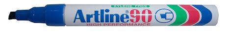 Märkpenna Artline 90 blå