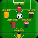 Lineup11: Football Tactics Board icon