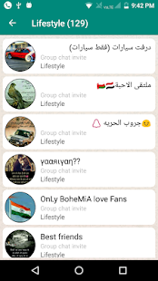 Groups Join Online for Whatsapp - náhled