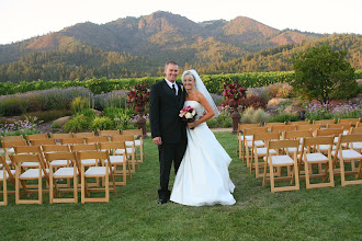 Photo: Inspiring Wine Country Weddings