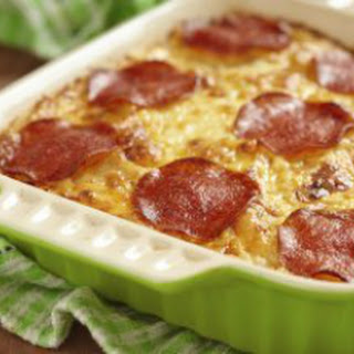 The $10 Pepperoni Casserole | LearnVest.com