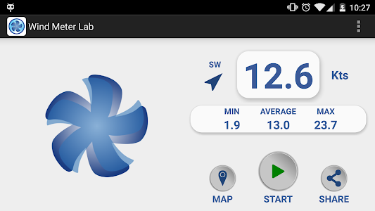 Wind Meter Lab screenshot 7