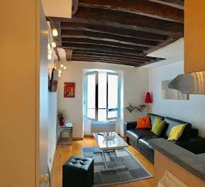 Appartement meublé 2 pièces 24,19 m2