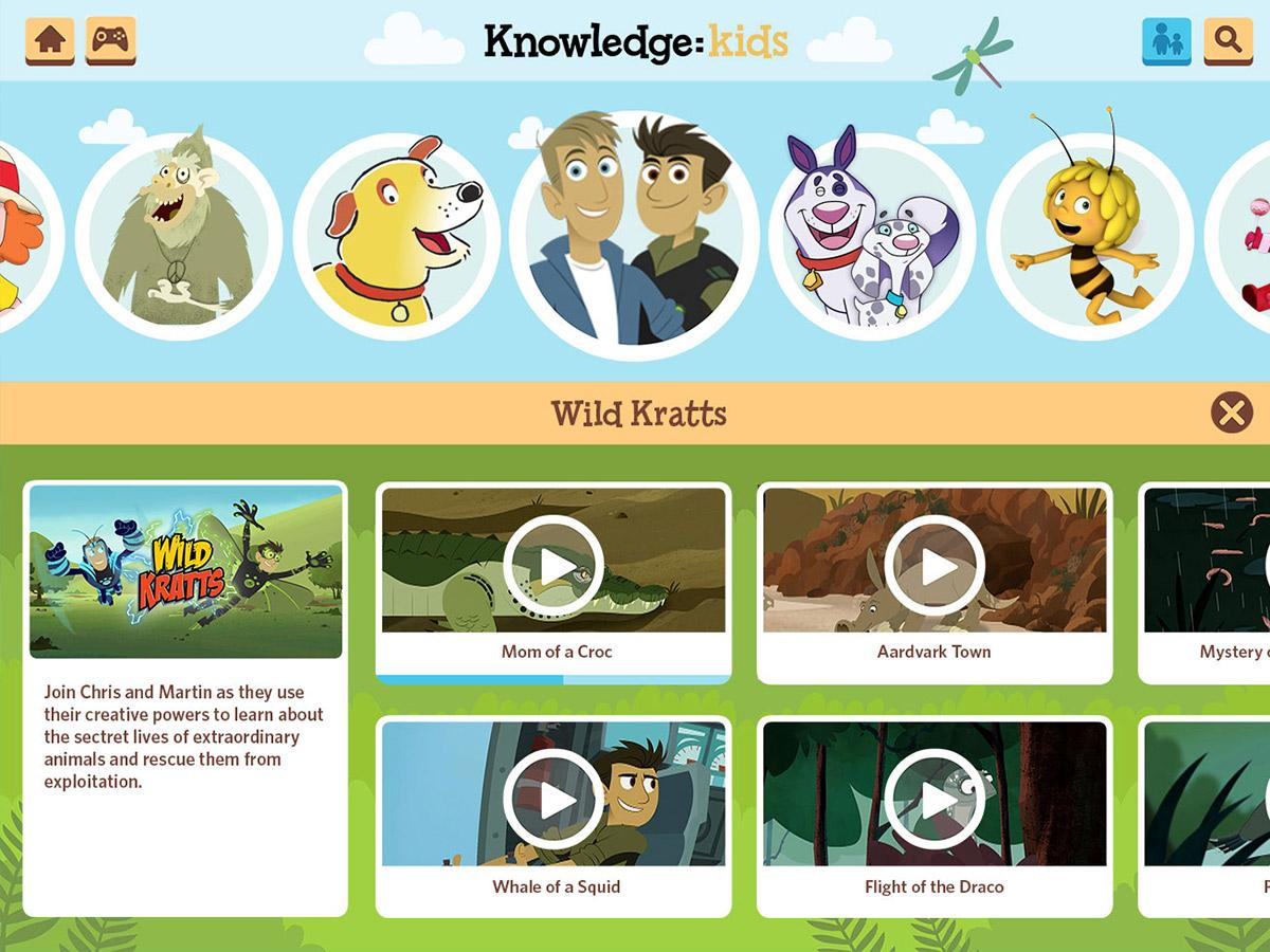 Knowledge Kids Go- screenshot