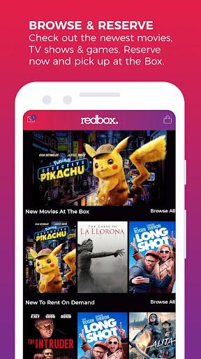 Redbox – Rent, Watch, Play screenshot 3