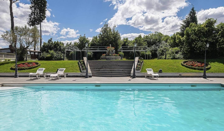 Villa avec jardin et terrasse Campagnano di Roma