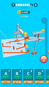 Balls Rollerz Idle 3D Puzzle Mod Apk (Unlimited Money + No Ads) 5