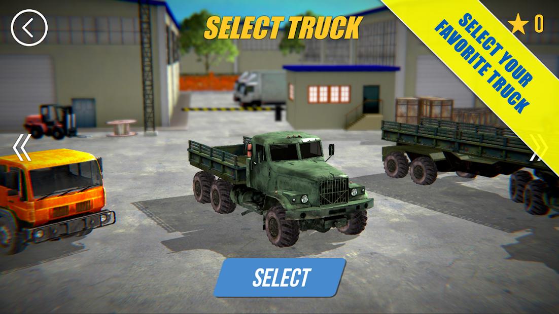 Trucks And Cranes