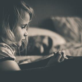 In my own world by Bryn Graves - Babies & Children Children Candids
