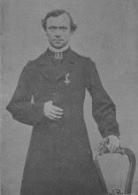 Photo: Valašskokloboucký kaplan Jan Bartoš (1829 - 1899), stavitel kaple svatých Cyrila a Metoděje.