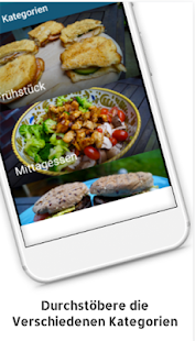 Protein Recipes - Free Fitness & Protein Recipes- screenshot thumbnail
