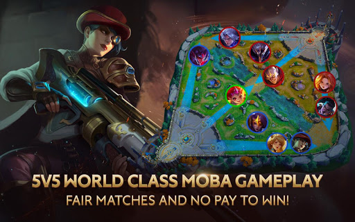 Champions Legion | 5v5 MOBA filehippodl screenshot 9