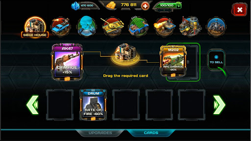 AOD: Art of Defense u2014 Tower Defense Game apkdebit screenshots 12