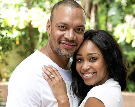 Minnie Dlamini's bae, Quinton Jones expresses his love for her.