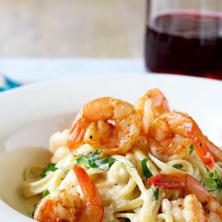 Cajun Shrimp Alfredo Pasta – Dinner Under 30 Minutes
