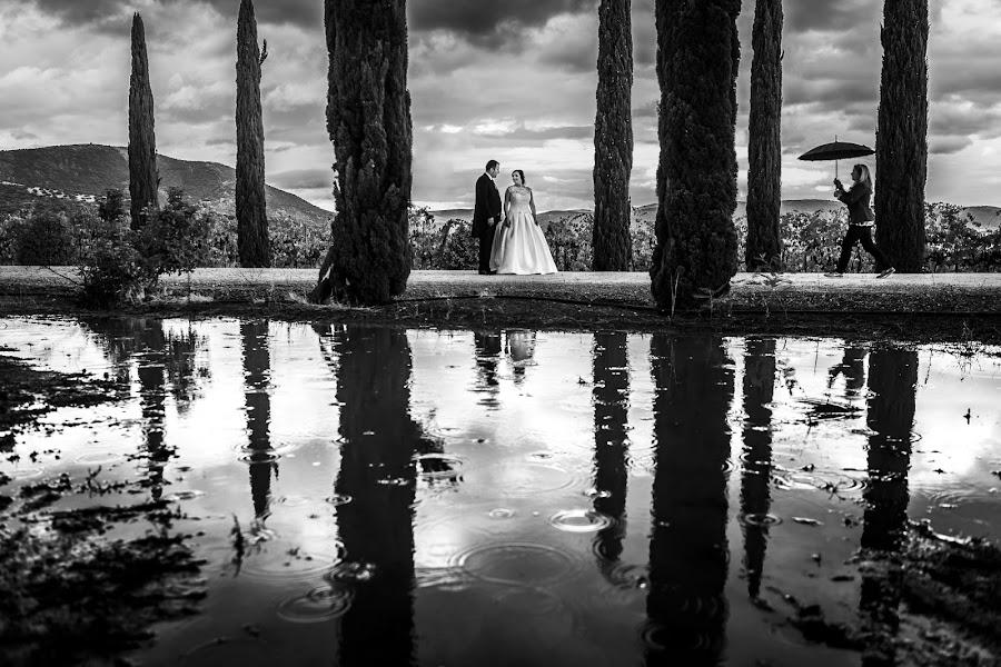 Wedding photographer Eliseo Regidor (EliseoRegidor). Photo of 19.11.2018