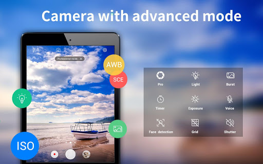 HD Camera Pro & Selfie Camera 1.3.0 screenshots 9