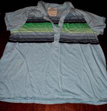 Photo: Old Navy Maternity XXl very lightweight polo shirt $3