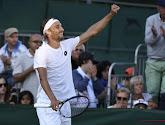 Ruben Bemelmans plaatst zich overtuigend voor de hoofdtabel op Wimbledon