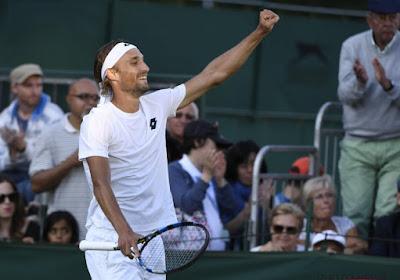 Extra Belg op hoofdtabel Wimbledon: Bemelmans geeft voormalig nummer 17 van de wereld pak rammel