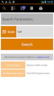 AZ Mobile Gizmo - náhled