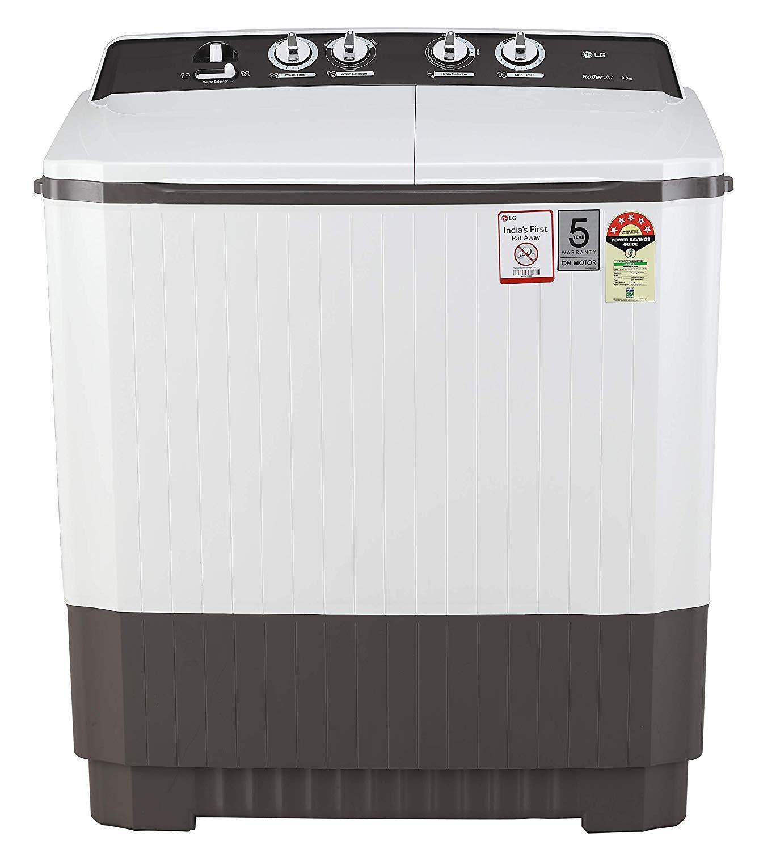 LG P9040RGAZ Semi-Automatic Top Loading Washing Machine