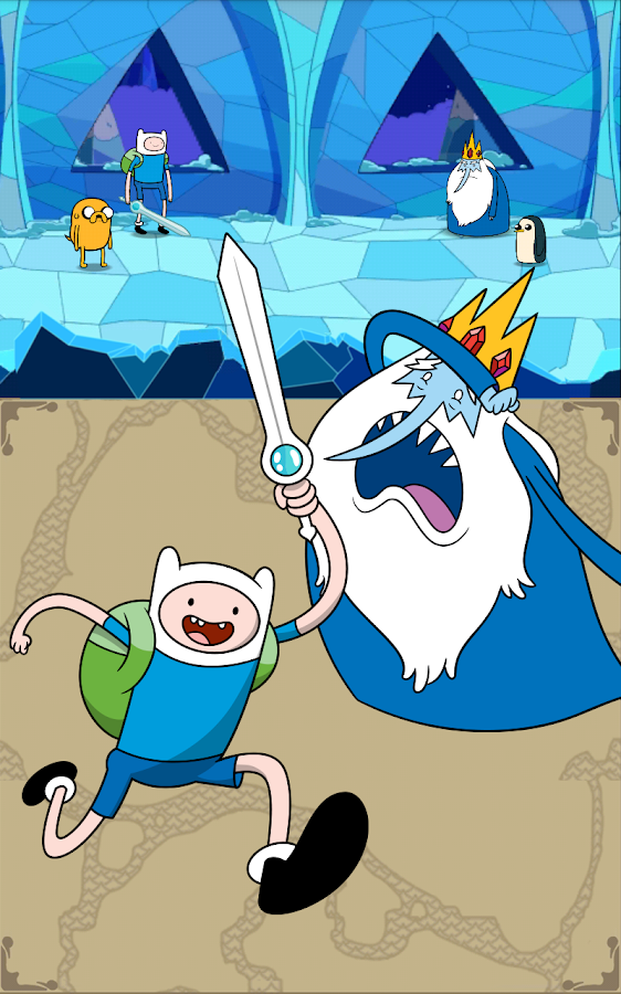 ‪Adventure Time Puzzle Quest‬‏- لقطة شاشة