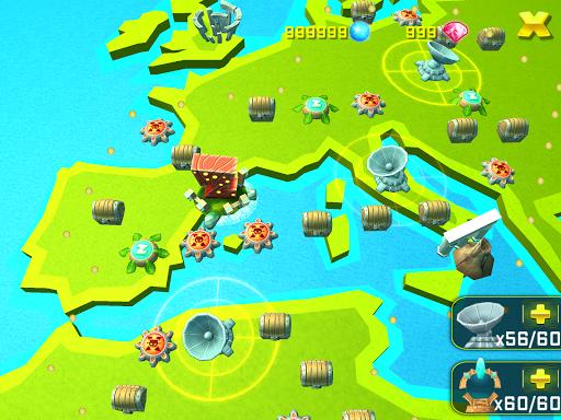Invizimals: Battle Hunters screenshot 7
