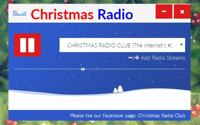 Christmas Radio Club