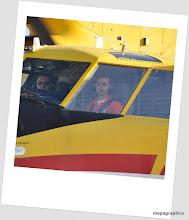 Photo: Un très grand respect pour ces messieurs les pilotes!