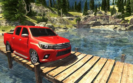 Offroad Hilux Hill Climb Truck  screenshots EasyGameCheats.pro 4