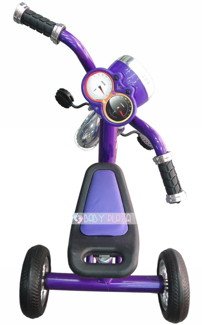 Xe đạp 3 bánh Broller 03 có nhạc 3