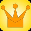 Rei das mensagens icon