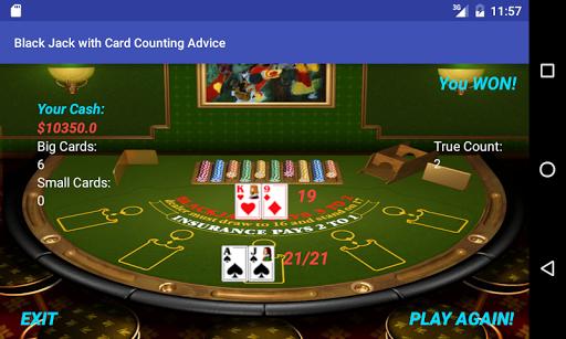 玩免費紙牌APP|下載21點算牌策略模擬器 app不用錢|硬是要APP