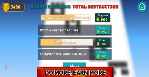 Shooting Arena : Total Destruction 2.2 screenshots 4