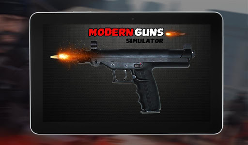 senjata modern yang simulator 1.1.6 screenshots 11