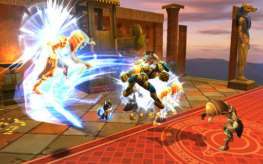 Sword of Chaos - Arma de Caos ss3