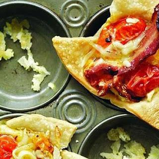 Oven-Roasted Tomato & Gruyere Tarts