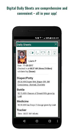 LifeCubby Classroom  screenshots 5