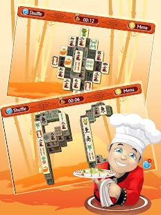 🍣 Mahjong Solitaire Sushi World Free🍣- screenshot thumbnail