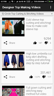 Top Cutting Stitching Videos - náhled